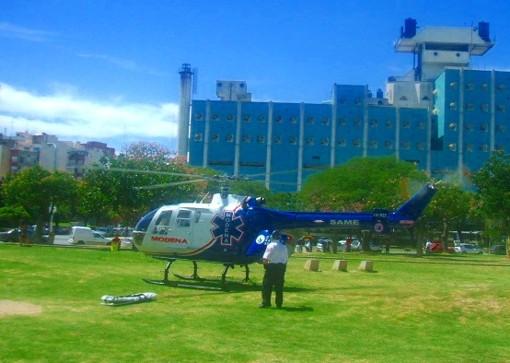 0 helicoptero en pcentenario 2