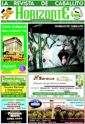 Horizonte 186 Agosto 2011