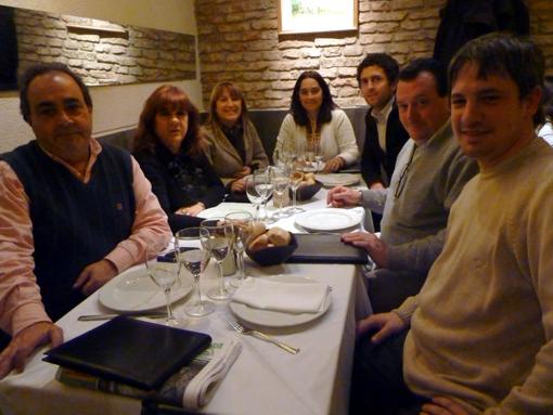 junta comunal cena