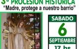 PROCESION VIRGEN DE LA MISERICORDIA  2014 chico CHICO