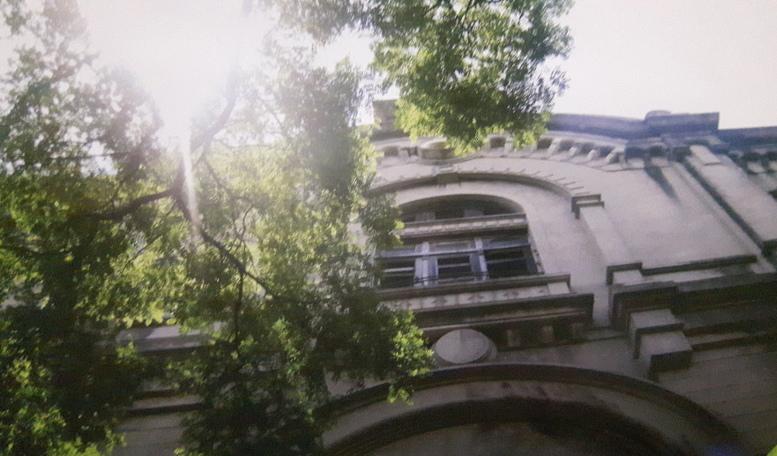 """3° premio: Carolina Linares """"Edificio de Aguas"""""""