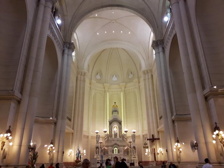 San José de Calasanz en Av. La Plata y Directorio