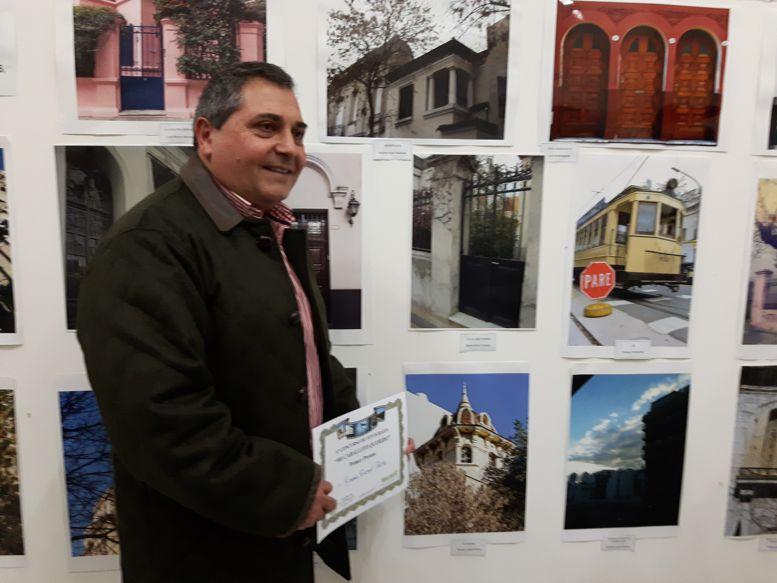 Ricardo Pretto, ganador del Concurso
