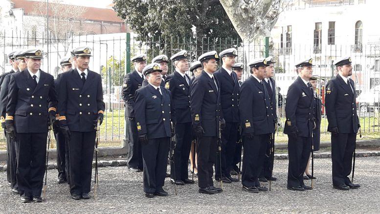 Delegación del Hospital Naval.
