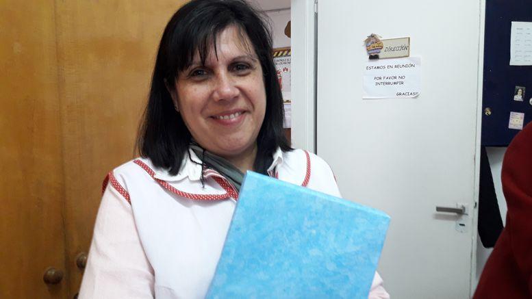 Sandra Barrionuevo, directora de la Escuela Santa Cecilia