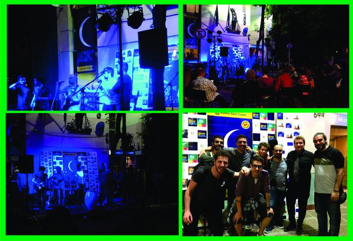 """Música Latinoamericana con """"Urutau"""" en el Museo Luis Perlotti."""