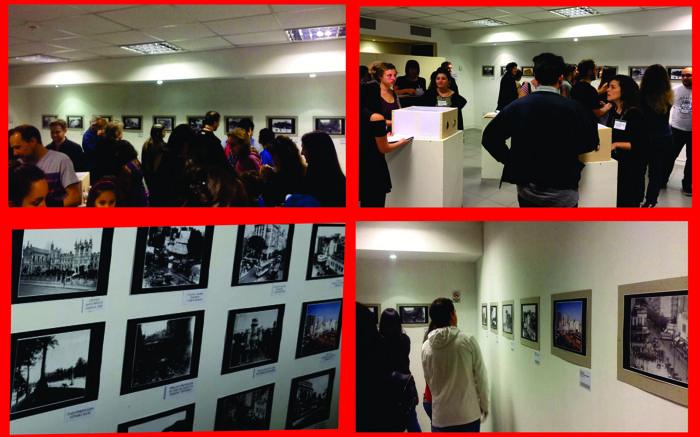 Exposición de Fotos Históricas del Archivo de la Revista Horizonte en el Museo Perlotti,