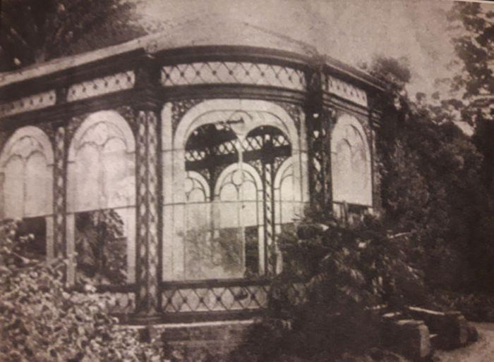 Jardín de Invierno de a Quinta Lezica.