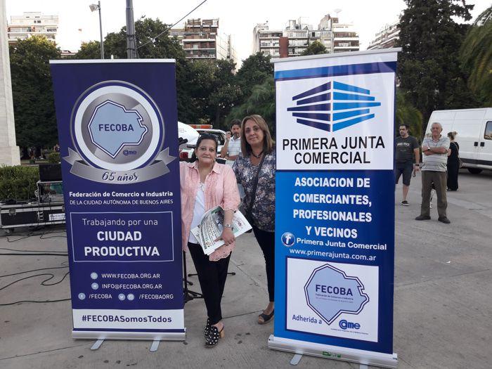 Fecoba y Asociación Primera Junta Comercial colaboraron en la organización del evento.