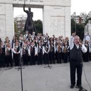 El Maestro Raúl Fritzsche y la formación del Coro Kennedy