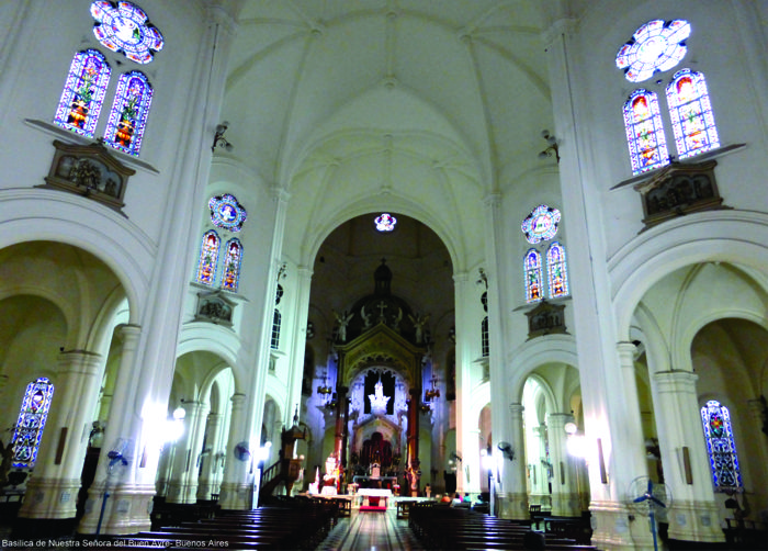 """""""Nuestra Señora de Buenos Aires"""" Helios Cartagena"""