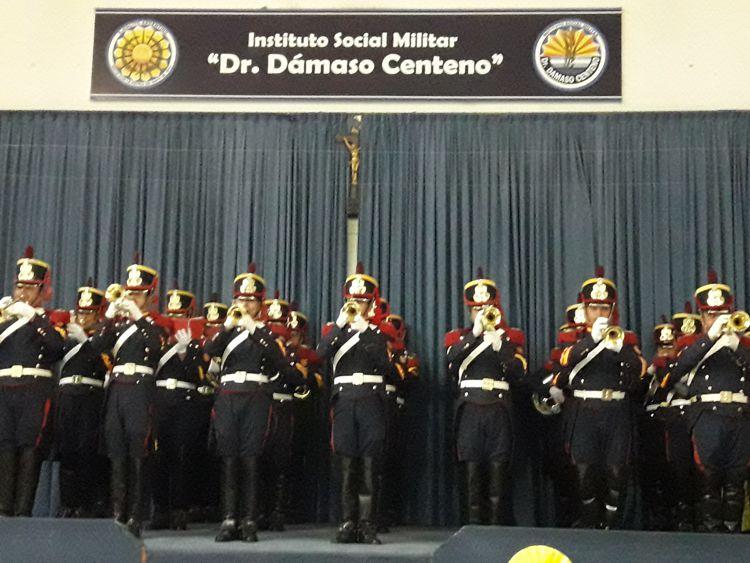 """Banda del Regimiento de Granaderos """"Gral. San Martín"""""""