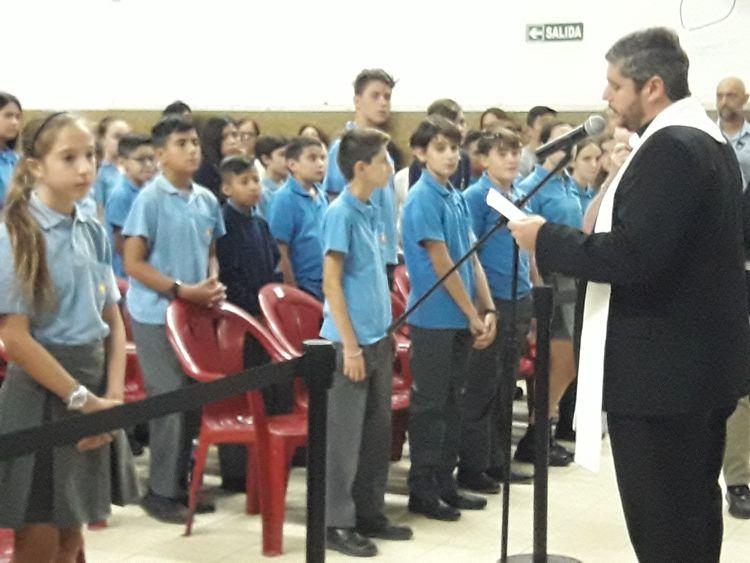 El Padre Pedro, Capellán del Colegio