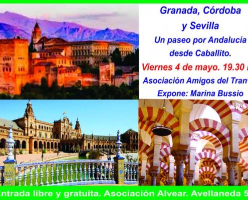Andalucia web