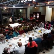 Vecinos, amigos, lectores y colegas, celebraron junto a Horizonte y ABC el Día del Periodista.