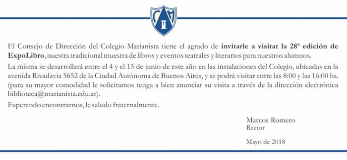 Feria Libro Marianista 3 web