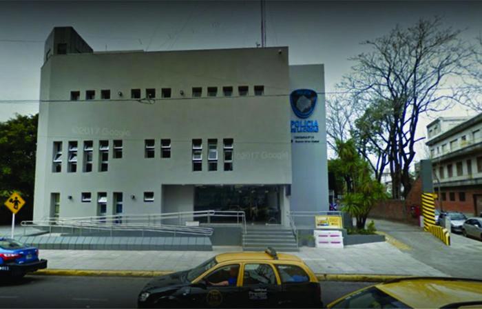 Comisaría Comunal 6B