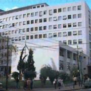 Sanatorio Méndez, Avellaneda entre Hidalgo y Acoyte