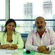 Los ministros Eduardo Macchiavelli y Soledad Acuña respondieron a los vecinos en vivo a través de Facebook.