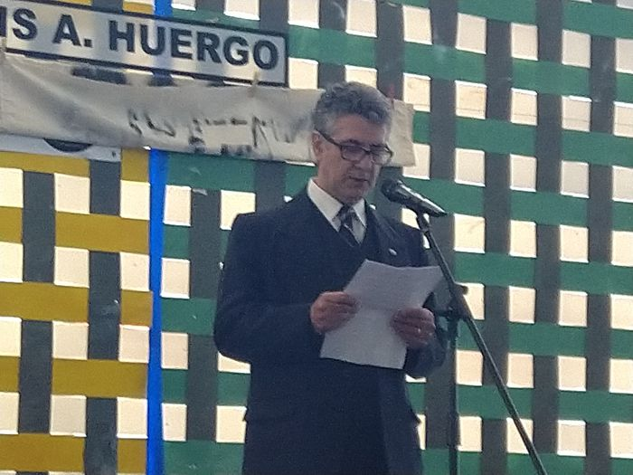 Profesor Vázquez, Jefe de Talleres