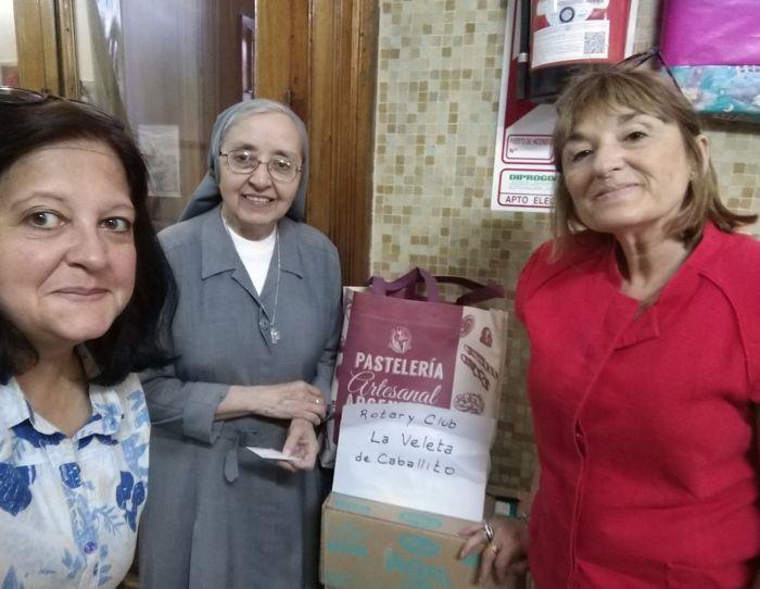 Visitando el Hogar Viñas Liureyro