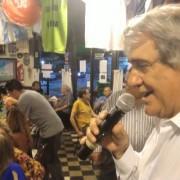 Felipe Toto Evangelista reconoció a vecinos destacados con La Orden de las Seis Esquinas.