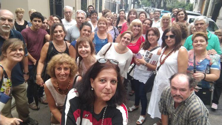 Recorriendo el Barrio Inglés-