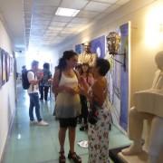 La muestra se expone en el segundo piso del Museo.