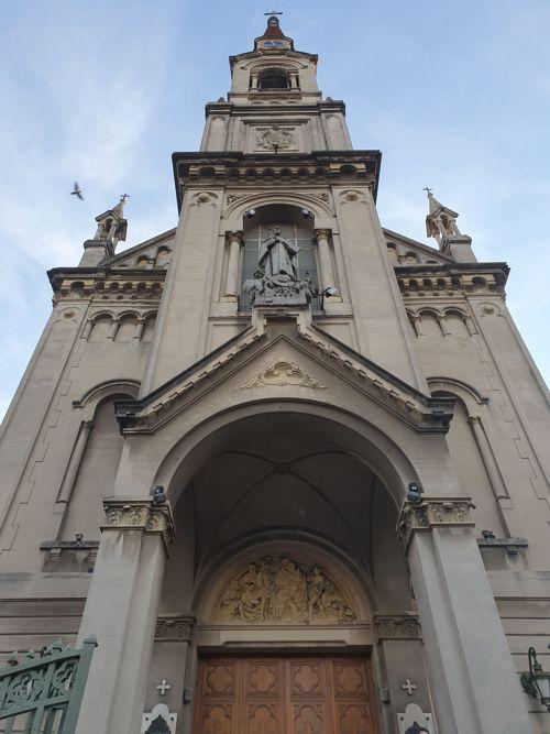 Parroquia San José de Calasanz.