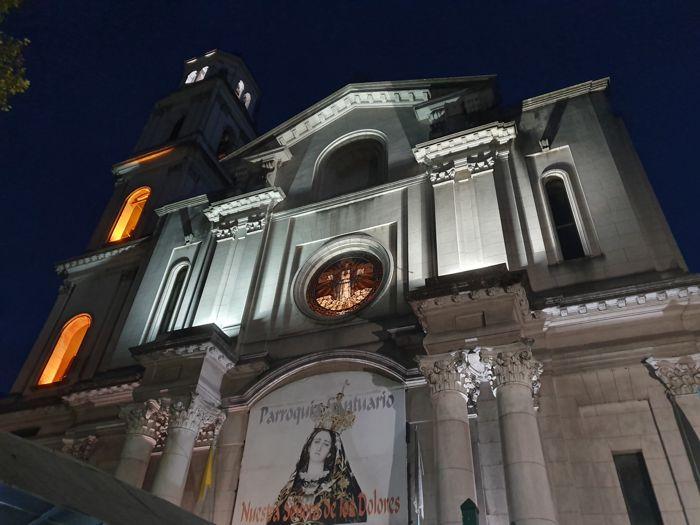 Parroquia Nuestra Señora de los Dolores.