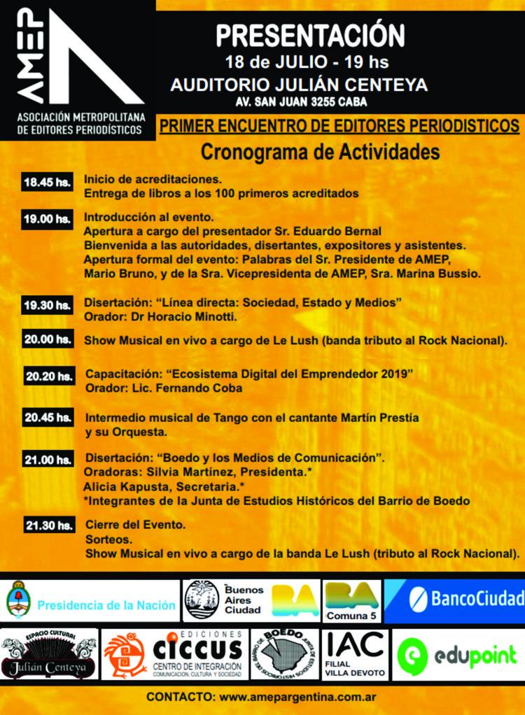 AMEP programa web