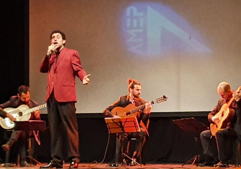 Selección de tango con Martín Prestía acompañado por el Trío Rodrigo Albornoz