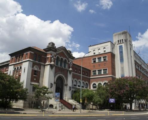 Edificio actual del Museo inaugurado el 27 de junio de 1937