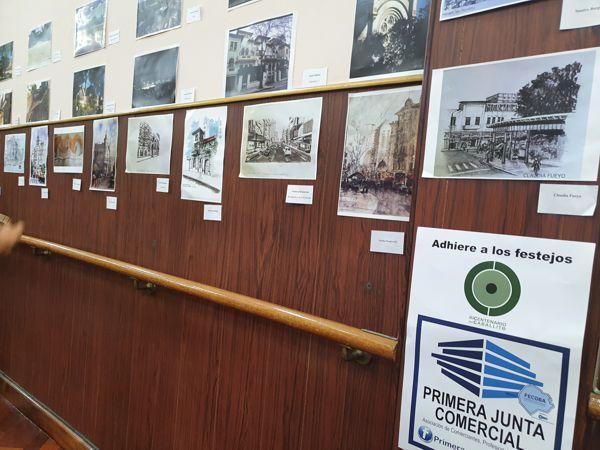 Los organizadores agradecen a la Asociación Primera Junta Comercial por su colaboración en esta muestra.