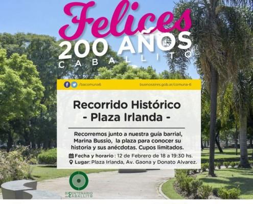 plaza irlanda web